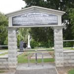Begravningsplats för stupade i slaget i Rangiriri