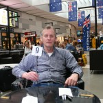 Nästan full poäng för Sidney flygplats