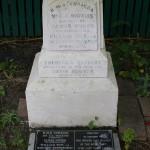 Kolonisatörernas minnessten över slaget i Rangiriri