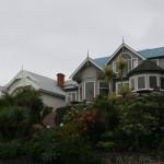 Fina hus i New England stil i Devonport