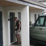...med bra faciliteter och parkering precis utanför