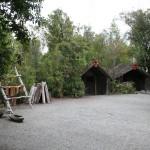 Maorisk museiby i Te Puia