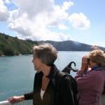 Skärgården på  Nya Zeelands Sydö