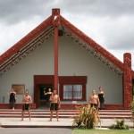 Wharenui - maoriskt samlingshus