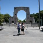 Bridge of Remembrance i Christchurch
