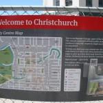 Information om läget efter jordbävningskatastrofen i Christchurch