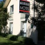 La Rochelle - ett riktigt bra motell i Akaroa...