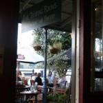 The Trading Rooms i Akaroa - en riktigt trevlig restaurang...