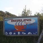 Här längs väg nr 6 finns Hotel Berlins