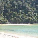 Hawkes Bay där vi skall starta vå vandring
